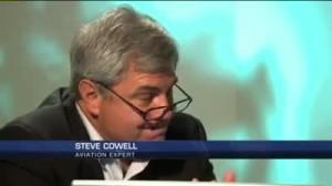 Steve Cowell UFO Alien Invasion