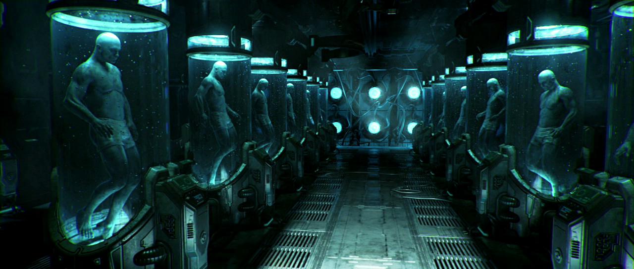 Sci Fi Clone : The structure of alien civilizations revealed invasion
